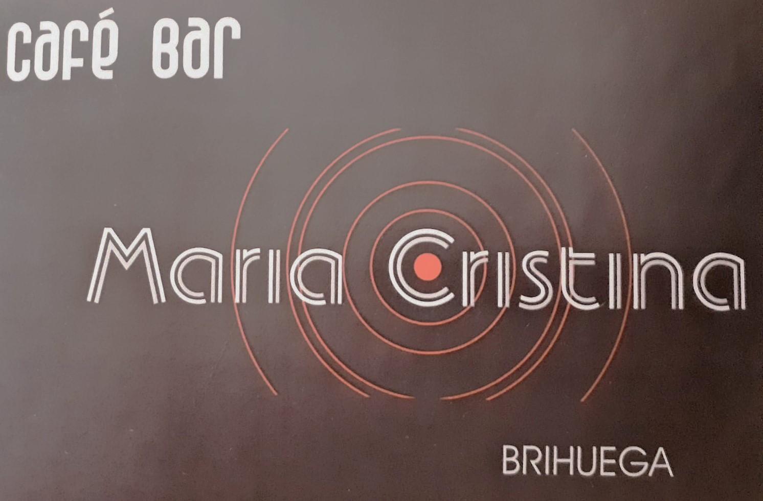 Café Bar María Cristina (Brihuega)